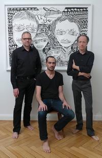 Sawt Out: Burkhard Beins, Mazen Kerbaj, Michael Vorfeld