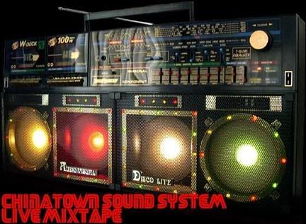 Chinatown Sound System
