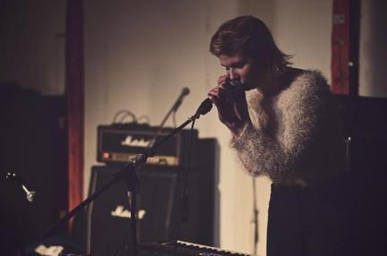 Mija Milovic @ Mayhem 21-02-2013 © Niklas Adrian Vindelev