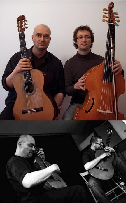 Olaf Rupp & Chris Dahlgren // Olaf Rupp & Chris Iemolo