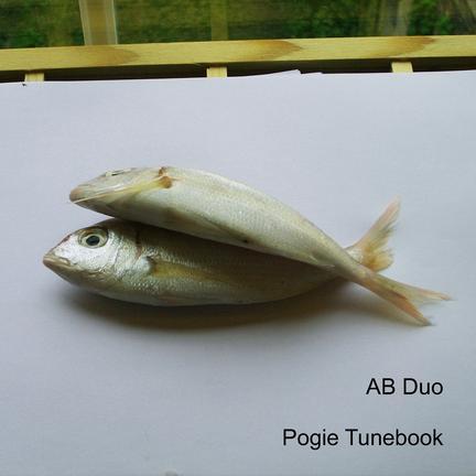 AB Duo Pogie Tunebook