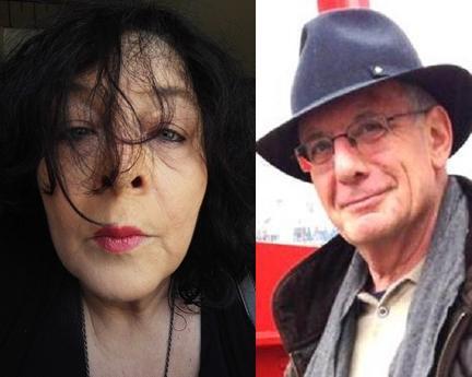 Elke Wittich und Mike Wuliger