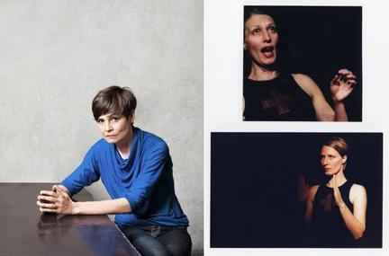 SabineErcklentz(photo © Anja Weber) und Ute Wassermann (photo ©  Carola Hölting)